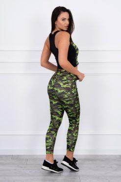 Set Fitness Camouflage