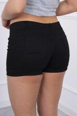Pantaloni Scurti Cu Buzunare In Spate