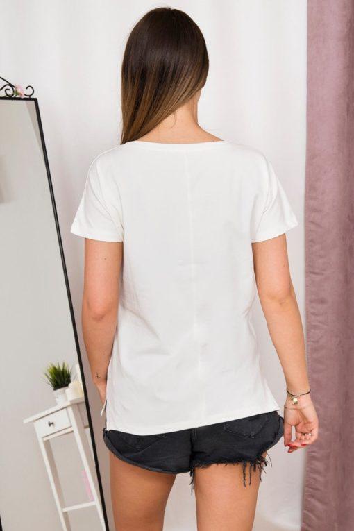 Tricou Cu Lebădă