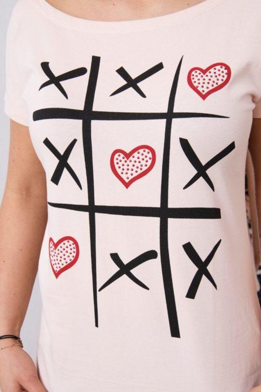 Tricou X O