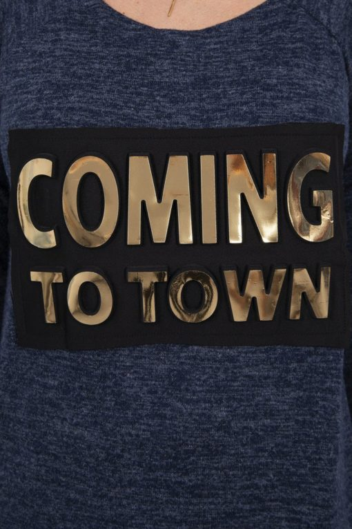 Bluză Coming To Town