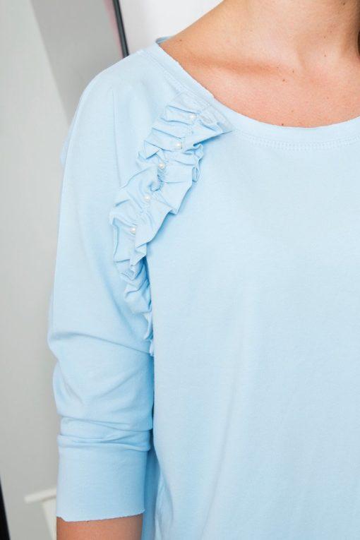 Bluză Cu Decor