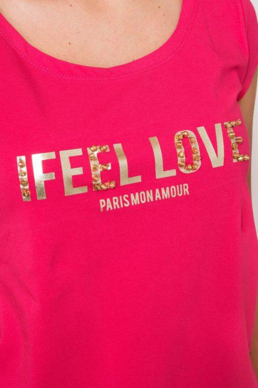 Tricou I Feel Love