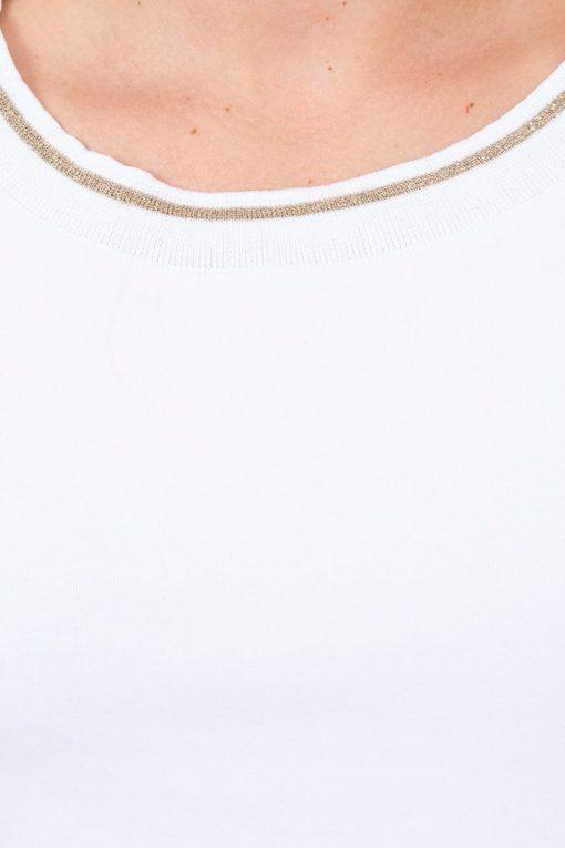 Bluză Legată La Spate