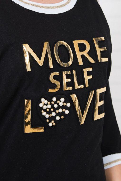 Bluză More Self Love
