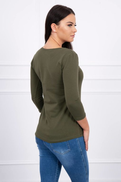 Bluză Cu Model Fashion