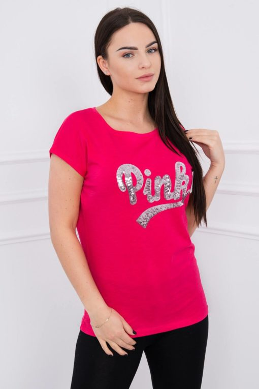 Tricou Pink