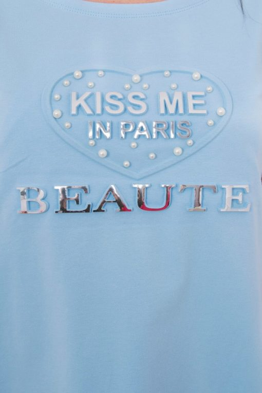 Tricou Kiss Me