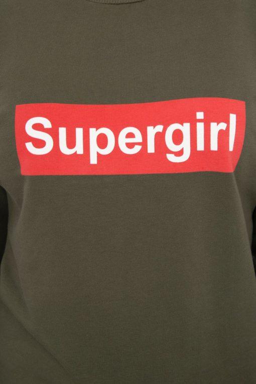 Hanorac Supergirl