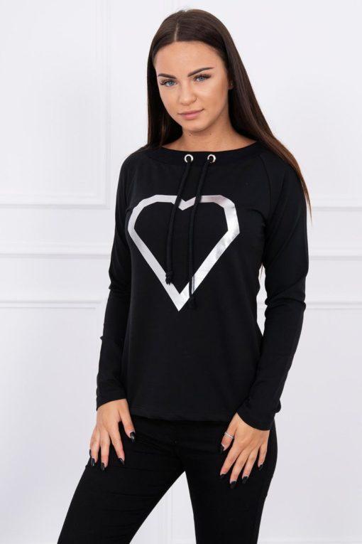Bluză Cu Inimă