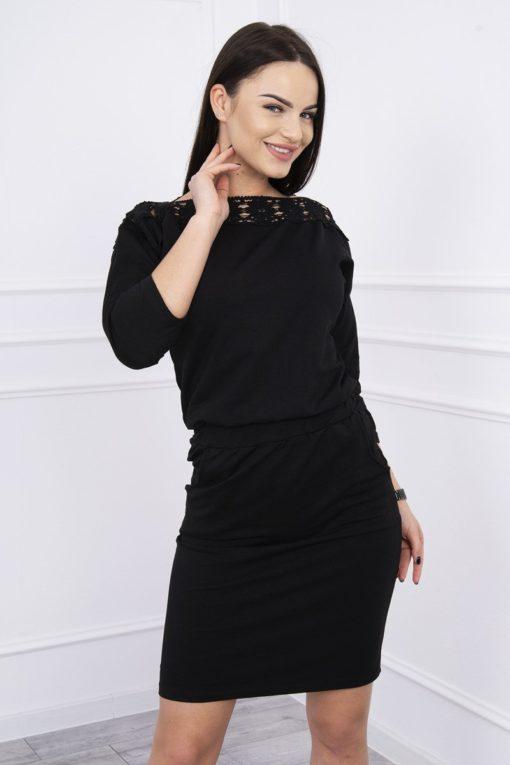Rochie Cu Model La Gât