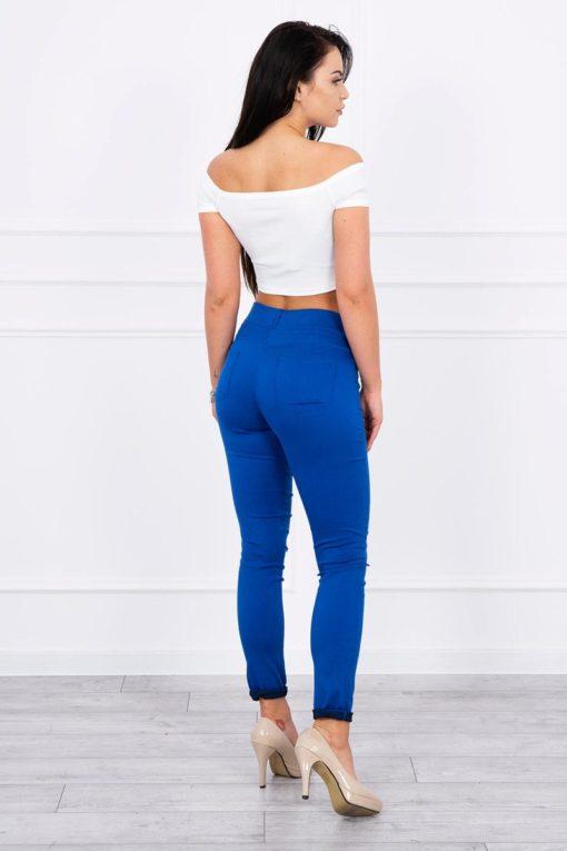 Pantaloni Cu Model Tăiat