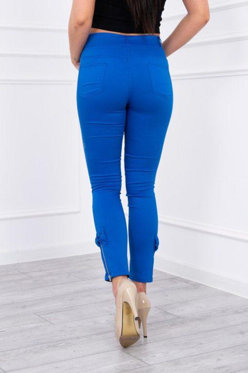 Pantaloni Denim Cu Buzunare