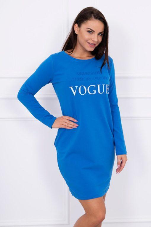 Rochie Vogue Cu Buzunare