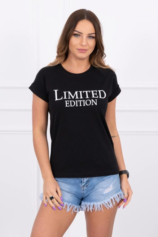 Eng Pl Blouse Limited Edition Black