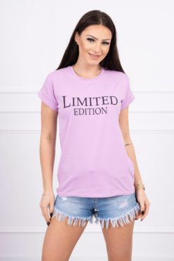 Eng Pl Blouse Limited Edition Violet